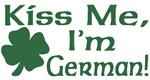 Kiss Me I'm German T-Shirts