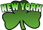 New York Shamrock T-Shirts