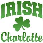 Charlotte Irish T-Shirts