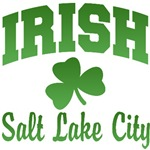Salt Lake City Irish T-Shirts