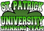 St. Patrick University Drinking Team T-Shirt