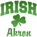 Akron Irish T-Shirt