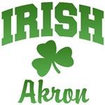Akron Irish T-Shirt