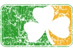 Retro Irish Logo