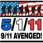 5/1/11 9/11 Avenged T-Shirts