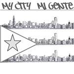 Skyline Flag
