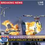 I Survived Carmageddon - Car Robots