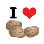 I Heart (Love) Potatoes