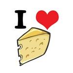 I Heart (Love) Cheese