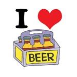 I Heart (Love) Beer
