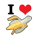 I Heart (Love) Bananas