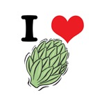 I Heart (Love) Artichokes