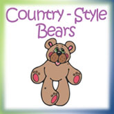 Country Style Teddy Bears