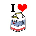 I Heart (Love) Milk