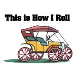 How I Roll (Old-Fashioned Car/Buggy)