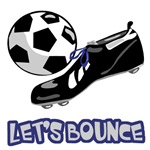 Let's Bounce Soccer Ball Design