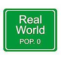 Real World - Pop. 0