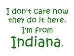 I'm From Indiana
