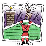 Dangling Claus