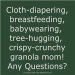 Granola Mom