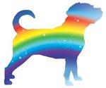 Puggle Rainbow