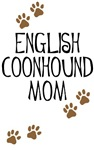 English Coonhound Mom