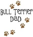 Bull Terrier Dad