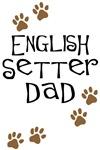 English Setter Dad