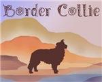 Mountain Mirage Border Collie