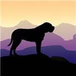 Purple Mountains Bullmastiff