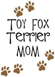 Toy Fox Terrier Mom