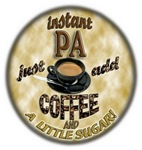 INSTANT PA - JUST ADD COFFEE - PHYSICIAN'S ASSISTA