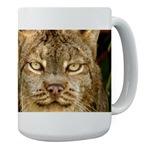 Canadian Lynx Mugs