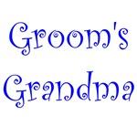 Groom's Grandma Shirts, T Shirts, Gifts