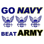Go Navy Beat Army T-shirts and Gifts