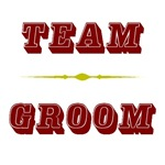 Team Groom Bachelor Party T-Shirts