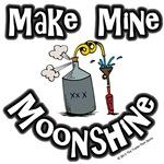 Make Mine Moonshine