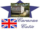 Caravan Cutie Flag