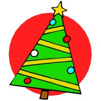 Mod Christmas Tree T-Shirts Gifts