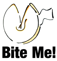 Cool Bite Me Fortune Cookie T Shirts and Gifts