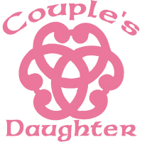 Celtic Knot Couple's Daughter Wedding Party Appare