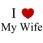 I (heart) My Wife