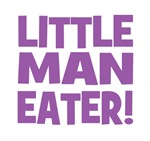 Little Man Eater - Purple