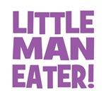Little Man Eater - Purple