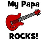 My Papa Rocks! (guitar)