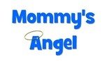 Mommy's Angel - Blue