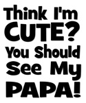 Think I'm Cute? Papa Black