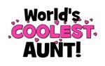 World's Coolest Aunt!