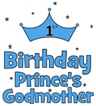 1st Birthday Prince's Godmother!