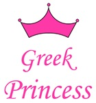 Greek Princess with Crown